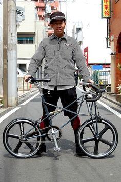 KIMORI COLOSSUS をシングルスピードで組んだ、浜松のMさんからメールが届きました 【橋輪Blog】