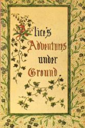 Alice's Adventures under Ground by Lewis Carroll, Paperback | Barnes & Noble®
