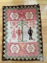 Bohemian Rug, Wallet, Rugs, Home Decor, Egg, Farmhouse Rugs, Interior Design, Home Interior Design, Floor Rugs