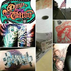Catch the Buzz about our $25 raffle tickets on sale now...  We announced over the last few days over our social media pages about the nationwide raffle of a 1/2 sleeve tap out session with #mr_pimpmytattoo   Feb 1st drawing payable via PayPal to pimpmytattoo@gmail.com with address for ticket n cell number to text back pics of ticket and envelope via us mail or p.u. at shop.  541-813-9440  Redeem at a tattoo show/Expo or our shop..  Be on our show   at  The Towne Buzz Tattoo & Art Studio.