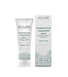 Brightening Vegetable Peel Acure Organics 14 oz Liquid -- Want additional info? Click on the image. (Note:Amazon affiliate link)