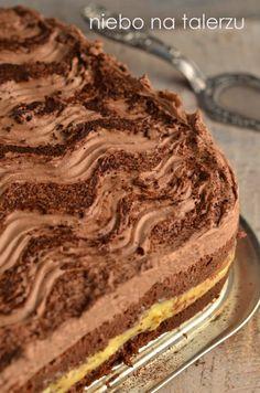 Ciasto kapitańskie Cake Recipes, Dessert Recipes, Tiramisu, Ale, Food Porn, Cooking Recipes, Sweets, Candy, Breakfast