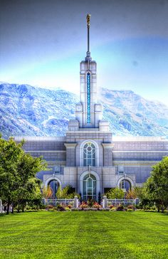 Mt. Timpanogos Temple | Jeff Hill | Flickr