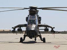 Helicoptero Tigre del Ejercito de Tierra Español