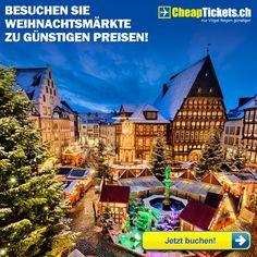 CheapTickets Schweiz - günstige Flüge weltweit!