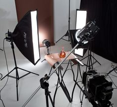 Product photography tutorials