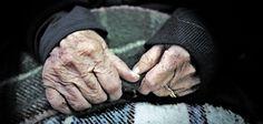 600 mil idosos com fome ou mal alimentados