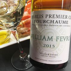 2015 William Fevre is one of the most well known and renowned estates in Chablis and pairs will with shellfish Burgundy Wine, Concierge, Wines, Pairs, Pure Products, Bottle, Instagram, Beginning Sounds, Flask