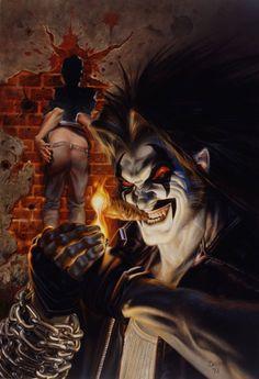 Lobo by Joe DeVito