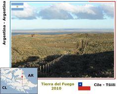 Confini amministrativi - Riigipiirid - Political borders - 国境 - 边界: 2010 AR-CL Argentina-Tšiili Argentina-Cile
