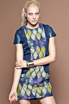 "Tina Lobondi // Collection SS13 ""Uptown Africa"""