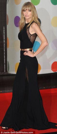 Taylor Swift @ 2013 Brit Awards