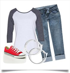 """""""relaxed"""" by brandiark on Polyvore"""