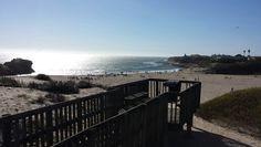 Natural Bridges Beach, Santa Cruz, California
