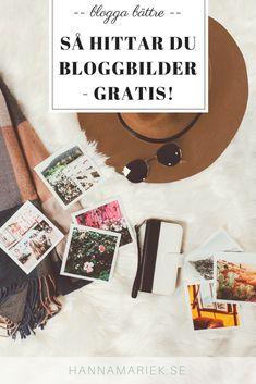 Hitta snygga bloggbilder – gratis! – HANNA MARIE K
