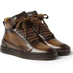 Berluti - Les chaussures mode homme de noel