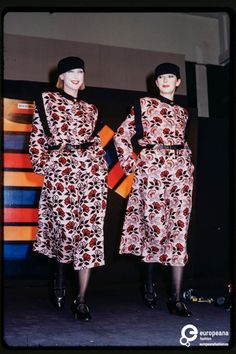 Fashion show Sonia Rykiel winter 1978/79 | Sonia Rykiel - Europeana