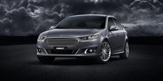 2015 Ford Falcon G6E revealed