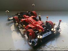 Ma chassis open class jump setup