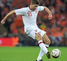 Summer of glory? Steven Gerrard will hope to win Euro 2012 in Kiev's Olympic Stadium, while Jess Ennis goes for gold at London's top venue