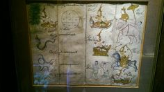 Star sign chart from Jim Thompson House