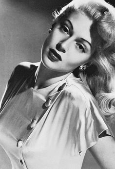 Lana del Rey's inspiration. Where she got part of her stage name from. Lana Turner, an old Hollywood actress.