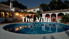 The Villa Project of Dubai: inspired from the Spanish style country homes. #RealEstate #Property #Dubai #Investment #Investors #DubaiHousing #PropertyInvestment #RealEstateInvestment #TheVillaProjectDubai #DubaiVillas