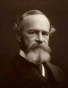 """William James famous among the laity for His """"Varieties of Religious Experience,"""" and to pros for his """"Principles of Psychology."""" Brother of novelist Henry James. New Hampshire, Psychology Courses, Educational Psychology, Sigmund Freud, Literary Technique, Habits Of Mind, Religious Experience, Stream Of Consciousness, Williams James"""