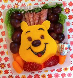 7 Disney-Inspired Lunches You'll Want to Stare At Forever | Yum | Oh My Disney