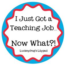 Blog giving advice on where to go as a first-time teacher