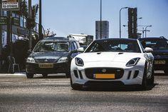Jaguar F-Type S Coupe | by Shahaf Shai