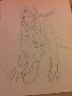 Wip Edward Elric . Tried to make it cleaner than usual .
