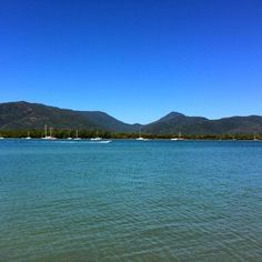 Cool, calm and collected ....thats Trinity Inlet! www.pacifichotelcairns.com #cairns Gemma Deavin #northqueensland