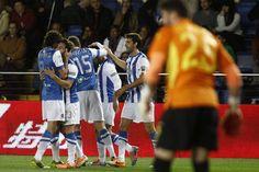 Málaga-Real Sociedad: La Real no quiere vivir de recuerdos  #RealSociedad #Ligabbva