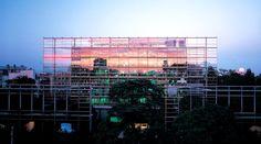Fundación Cartier - Jean Nouvel boulevard raspail 261