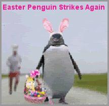 New trending GIF on Giphy. easter happy easter easter penguin. Follow Me CooliPhone6Case on Twitter Facebook Google Instagram LinkedIn Blogger Tumblr Youtube