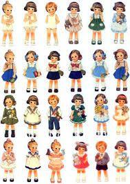 Image result for paper doll mate wallpaper