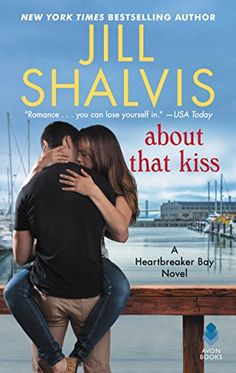 Win a print copy ofABOUT THAT KISS,the fifth book inJill Shalvis'Heartbreaker Bayseries. Entering is as easy as leaving a comment. Winner will be listed here. Good luck! **Continental US resid…
