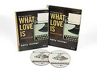 What Love Is - Kelly Minter //  The letters of 1, 2, & 3 John were written to encourage followers of Jesus to remain faithful to the truth. Believers are challenged to look at contrasting themes such as walking in the light instead of darkness, truth versus lies and deception, loving God more than loving the world, and the meaning of true fellowship and community rather than shallowness. This study reveals not only the heart of John but also the heart of Jesus.{7week, video + homework…