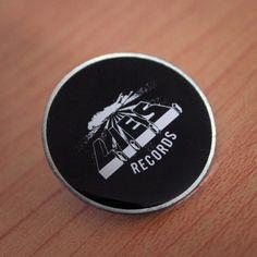 L.I.E.S. Records - http://liesrecords.com/products/l-i-e-s-records-pin-set