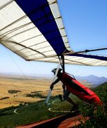 Imagine skirting the skies across beautiful terrains … the experience will be better than you can imagine! Hang gliding is a peaceful yet exciting soaring adventure that lets you know exactly what it feels like to fly ultra light.