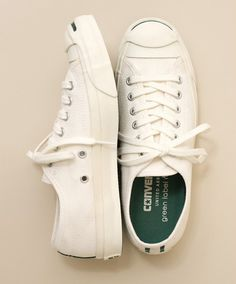 57f2177292 Jack Purcell x United Arrows Green Relaxing Jack Purcell Outfit