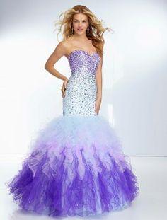 Mori Lee Prom Dress 2014