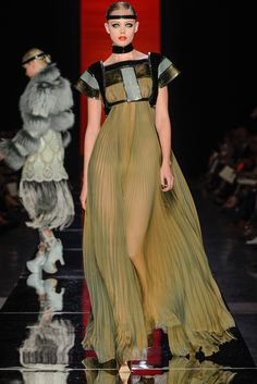 Jean Paul Gaultier Fall 2012 Couture - Collection - Gallery - Style.com