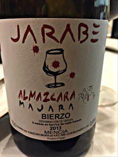 El Alma del Vino.: Almazcara Majara Jarabe 2013