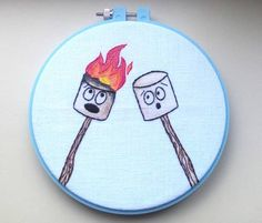 campfire hoopla from craftster