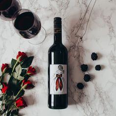 #Kunst auf #Wein