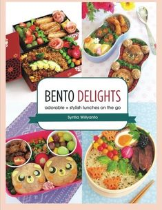 Bento Delights: Adorable + Stylish Lunches on the Go by S... https://www.amazon.com/dp/1499124252/ref=cm_sw_r_pi_dp_T86xxbX6V994N