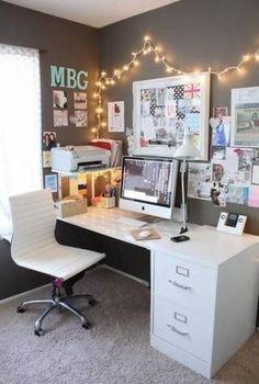 83 best cool desk ideas images desk nook office home bed room rh pinterest com