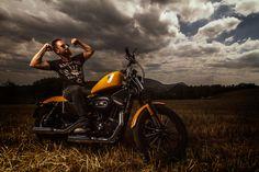 ©andrea livieri 2013 - Harley Davidson & Malboro Man « Andrea Livieri Photography www.andrealivieriphoto.com - www.andrealivieriphoto.com/photo/     #light #strobo #strobist #flash #portrait #ritratto #portraits #sigma #canon #motor #motorbike #harley #davidson #custom #rider #riders #streetriders #moto #motociclista #lifestyle #photography #7d #elinchrom #fotografia #motori